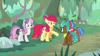 "Apple Bloom ""new ways to Appleloosa"" S9E22"