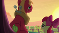 Apple Bloom reaches out to Big Mac S5E17.png