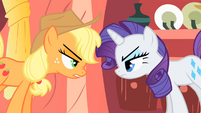 "Applejack ""the rest of us can get things done"" S1E08"