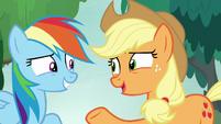 """Applejack """"togetherness!"""" S8E9"""