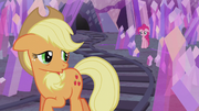 "Applejack tearful ""you too"" S5E20"