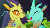 "Changeling 2 ""everyone loves craft time"" S7E17"