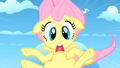 Filly Fluttershy flag crash S1E23.png