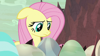 Fluttershy's coddling has no effect S9E9