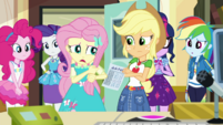 "Fluttershy ""I only signed up for drama"" EGDS37"