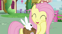"Fluttershy ""it'll be just like old times"" S9E18"