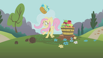 Fluttershy scream S01E10