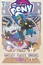 Legends of Magic issue 12 cover A