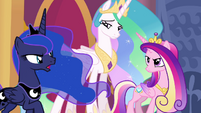 Luna -power will belong solely to Tirek- S4E25