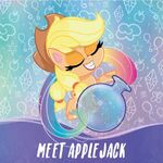 MLP Pony Life Amazon.com promo - Meet Applejack 2