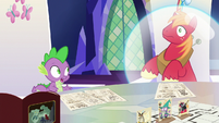 Magic bubble appears around Big Mac S6E17