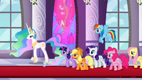 Main 6 following Celestia 2 S2E01