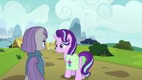 Maud Pie and Starlight become friends S7E4