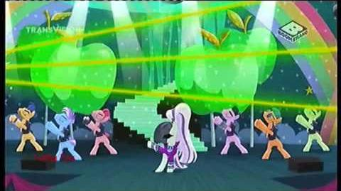 My Little Pony Friendship is Magic - The Spectacle Indonesian