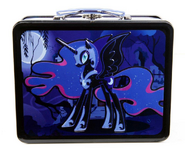 Nightmare Moon tin card box