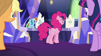 "Pinkie Pie ""so in conclusion"" S7E11"