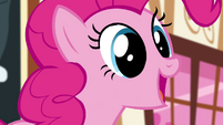 Pinkie Pie 'But what ' S4E18