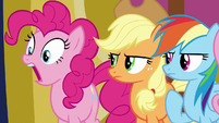 Pinkie Pie prolonged gasp S8E24