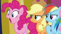 Pinkie Pie prolonged gasp S8E24