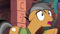 """Quibble Pants """"you're real!"""" S6E13"""