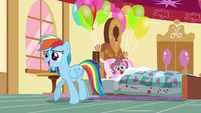 Rainbow --the CMCs will start selling them-- S6E15