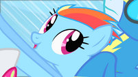 Rainbow Dash 'Woah!' S1E16