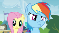 Rainbow Dash confused S4E22