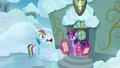 Rainbow Dash holding an airhorn S6E24.png