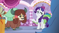 "Rarity ""whatever Twilight is calling it"" S9E7"