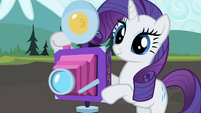 Rarity a photographer S2E7