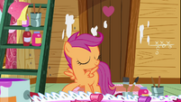 Scootaloo clubhouse 1 S2E17