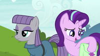"Starlight ""watching where I was going"" S7E4"