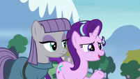 """Starlight Glimmer """"just hanging out"""" S7E4"""