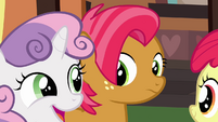 "Sweetie Belle ""This is gonna be the best week"" S3E4"