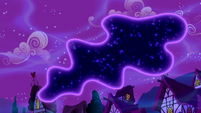 Tantabus attacks dream Ponyville S5E13