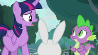 "Twilight ""do you know what he's trying to say?"" S9E18"