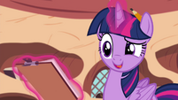 Twilight -reading and highlighting- S4E21