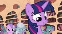 Twilight -show me how much better you got- S4E15