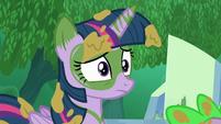 Twilight opens her eyes S5E26