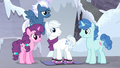 """Village ponies """"in front of us all along"""" S5E2.png"""
