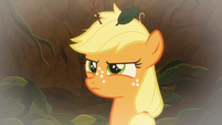Applejack no longer believes in Great Seedling S9E10