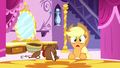 Applejack surprised with bags under her eyes S5E13.png
