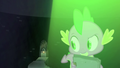 Backward shot of the hidden staircase at the Castle of the Royal Pony Sisters, S4E23.png