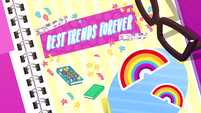 Best Trends Forever title card EGDS12