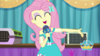 "Fluttershy ""the cutest show in Canterlot!"" EGDS35"