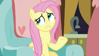 "Fluttershy ""well, it's just..."" S7E12"