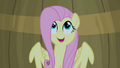 Fluttershy singing inside a barrel S4E14.png