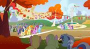 Lövspringarloppets start