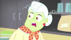 La Abuela Smith conmocionada EG2