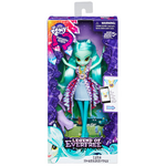 MLPEGLOE Lyra Heartstrings Geometric muñeca (caja)